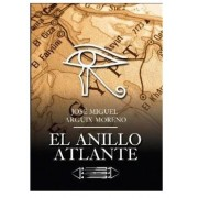 """Libro  """"el anillo Atlante"""""""