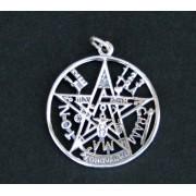 colgante tetragrammatón