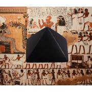 Pirámide shungit. 5cm