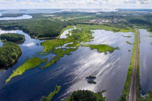 Lago omega